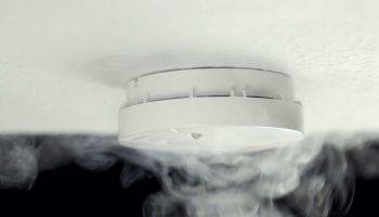 Detectores de humo para la casa