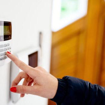 Sistema de alarma con monitoreo