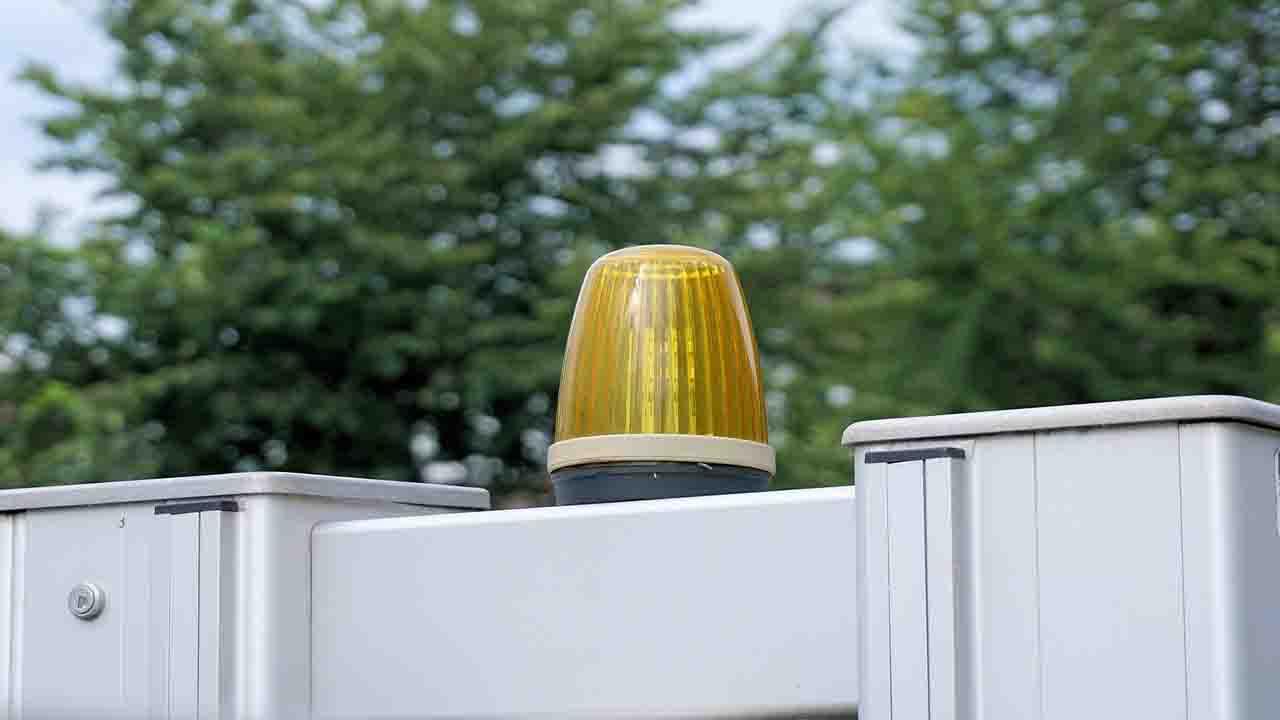 cerco eléctrico perimetral conectado a alarma