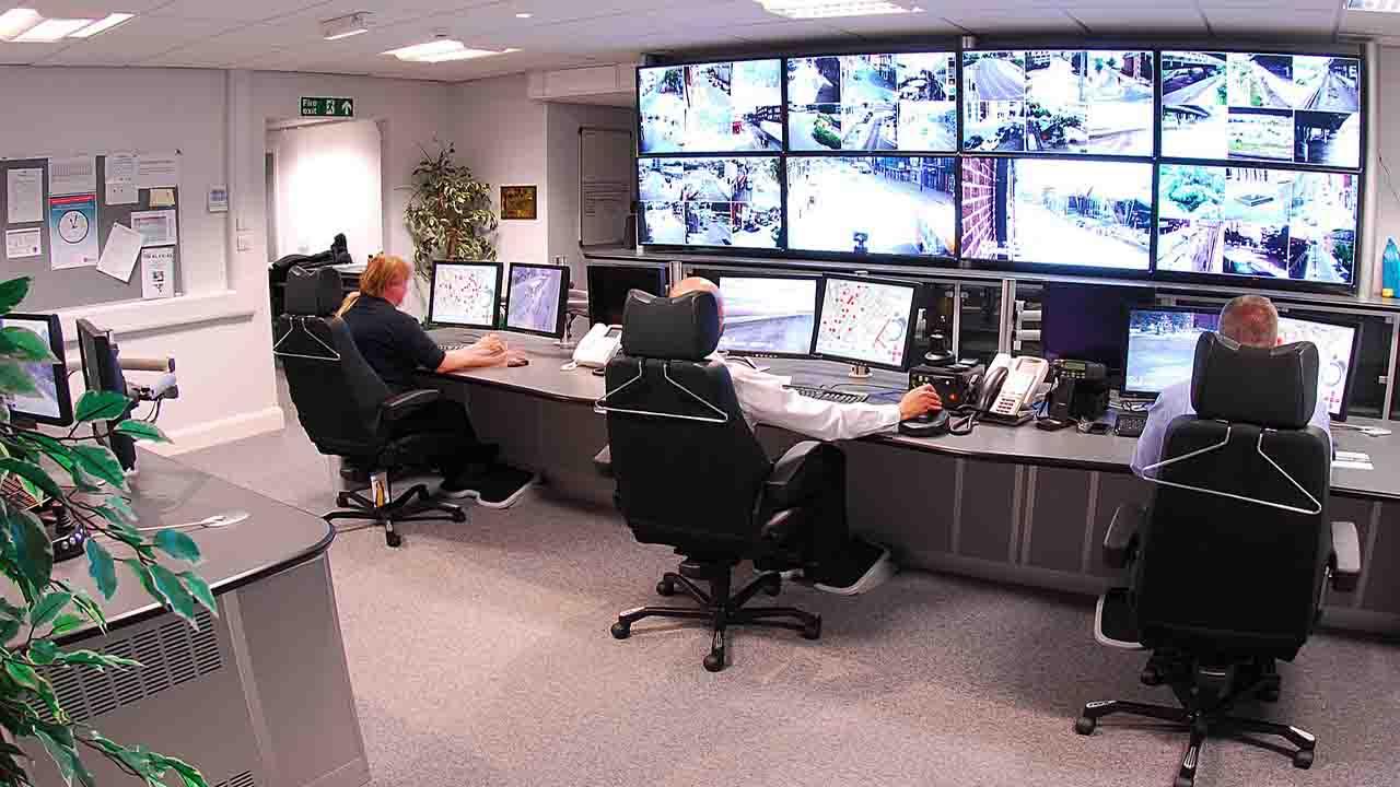 alarma monitoreada en cómo evitar robos en casa