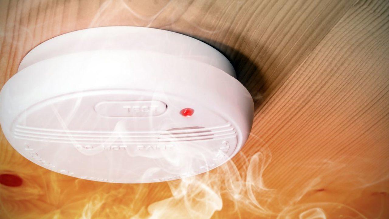 Detector de humo: Sistemas de detección de incendios