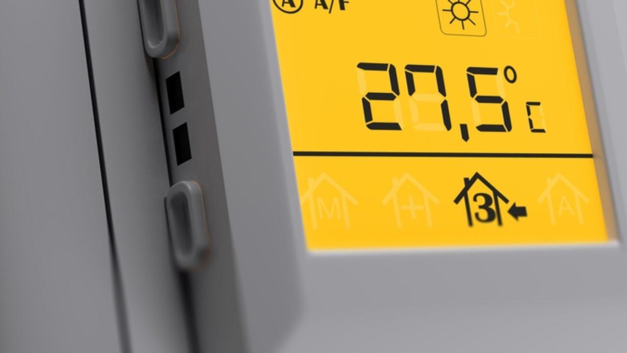 Detector de temperatura, sistemas de detección de incendios
